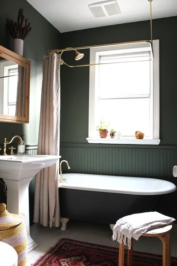 Bathroom Themes Ideas: Minimalist Boho Nuance
