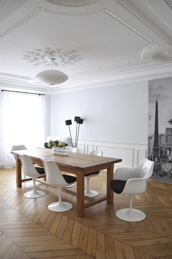 Luxury Dining Room Ideas: Minimalist Luxury Room