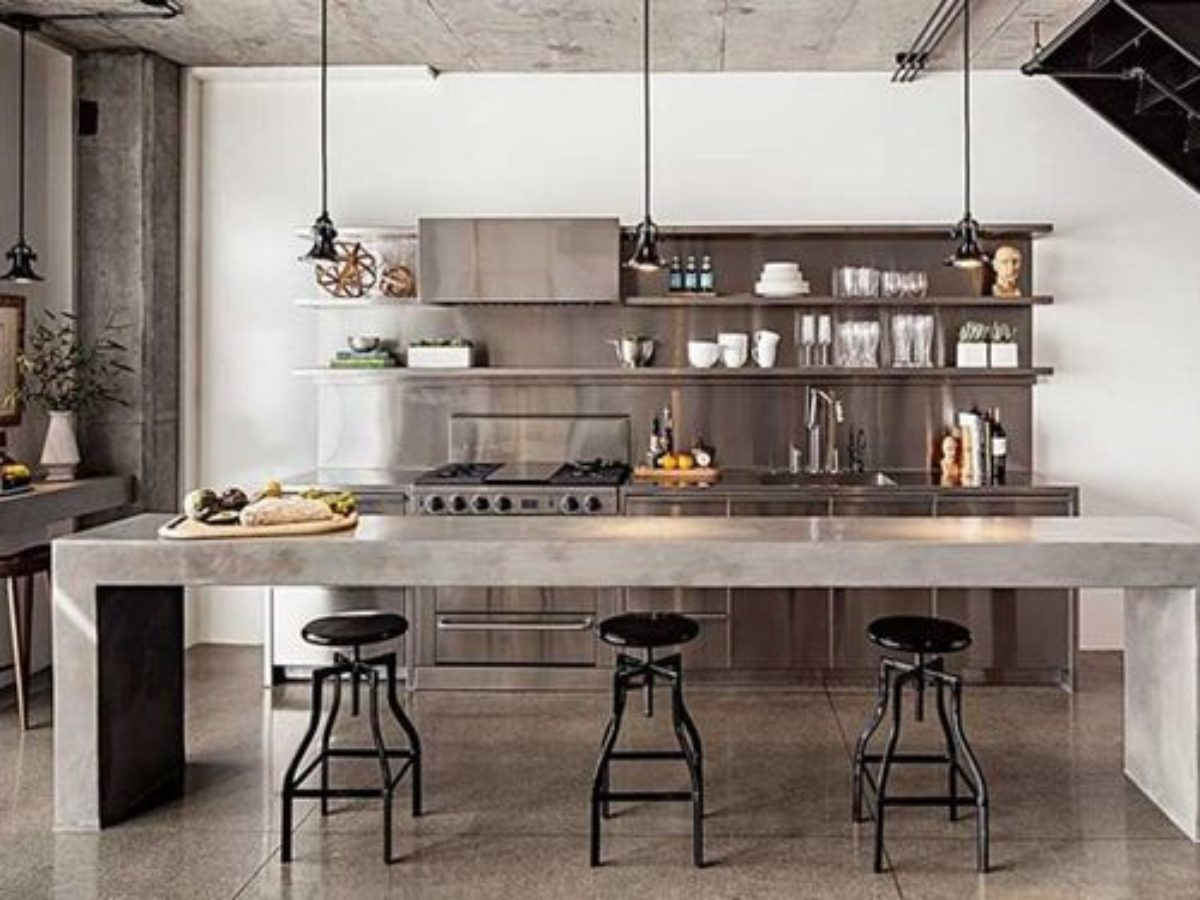 10 Dazzling Modern Kitchen Ideas To Glow Up Your Hub Decortrendy