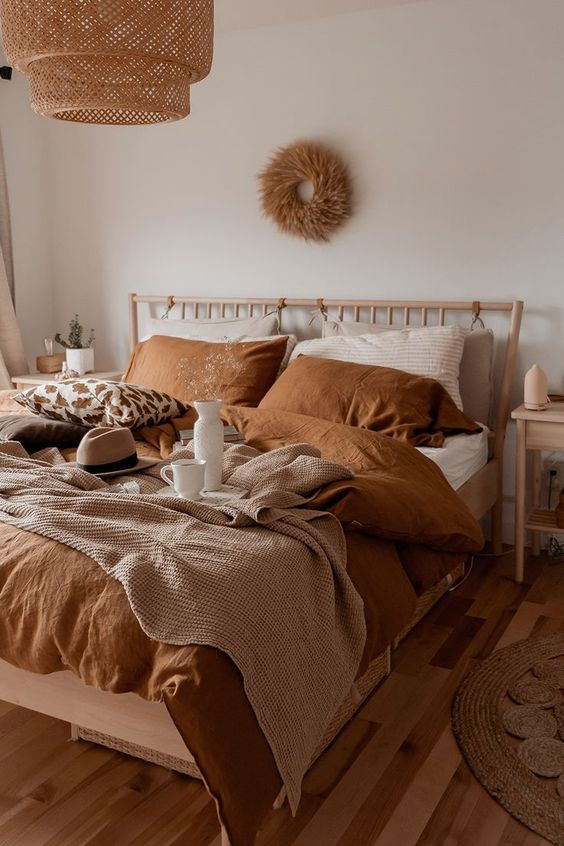 Neutral Bedroom Ideas: Warm Earthy Tones