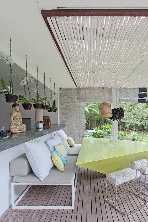 Patio Design Ideas: Chic Rustic Feeling