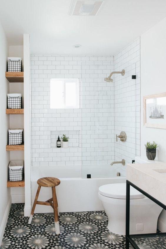 Simple Bathroom Ideas: Decorative Simple Bathroom