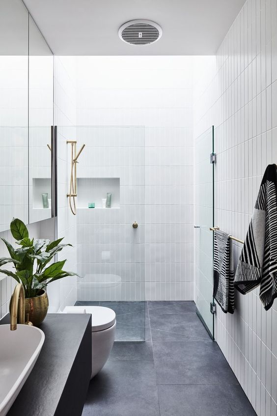 Simple Bathroom Ideas: Stylish Modern Design