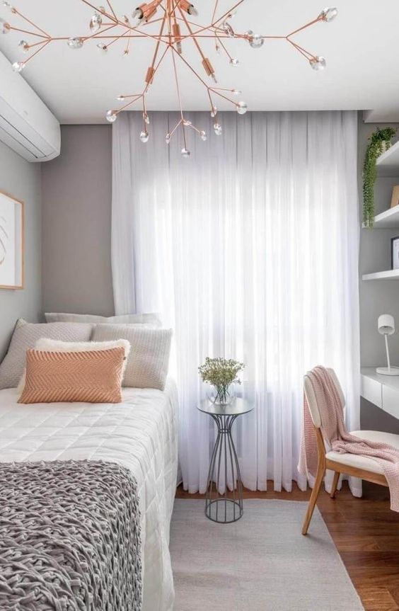 Small Bedroom Ideas: Lovely Simple Bedroom