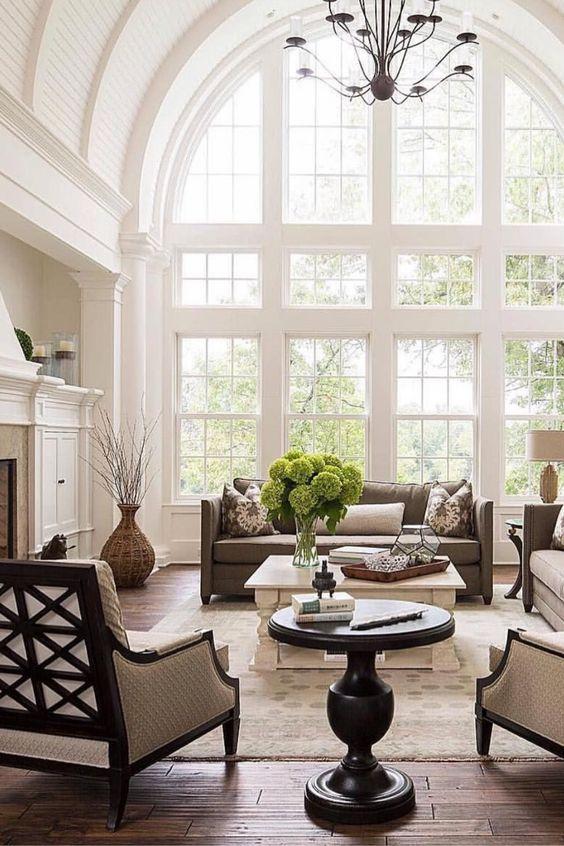 Traditional Living Room Ideas: Modern Minimalist Concept