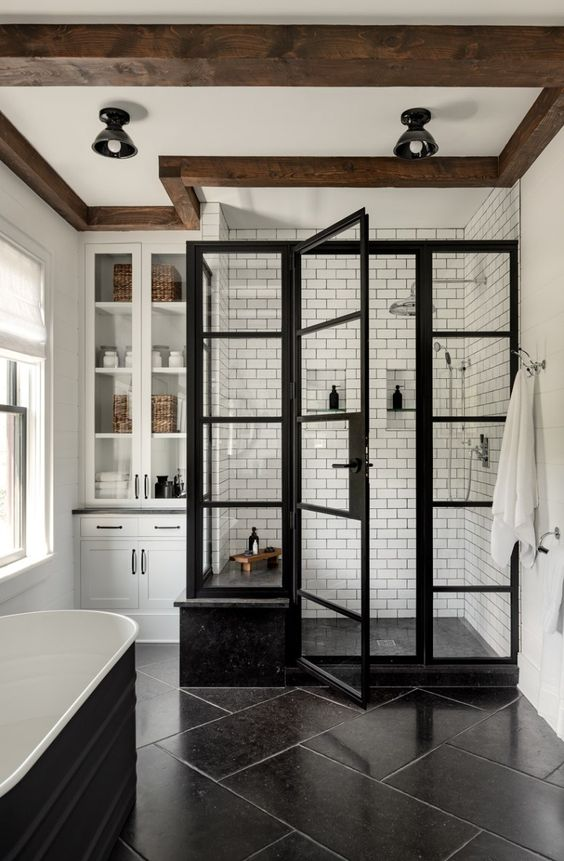 Bathroom Design Ideas: Modern Farmhouse Decor
