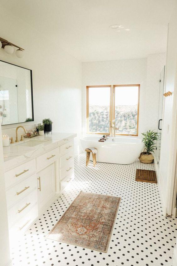 Bathroom Design Ideas: Lovely Minimalist Design