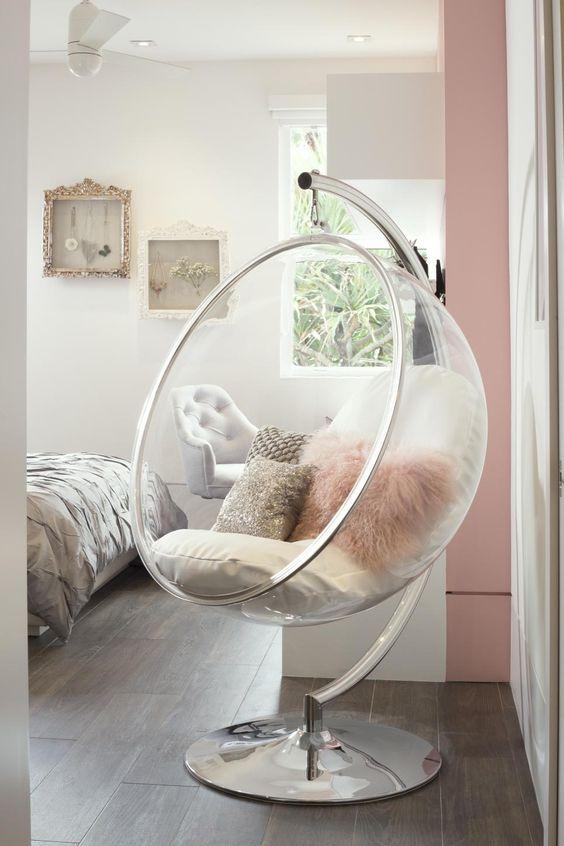 Bedroom Decor Ideas: Chic Blush Pink