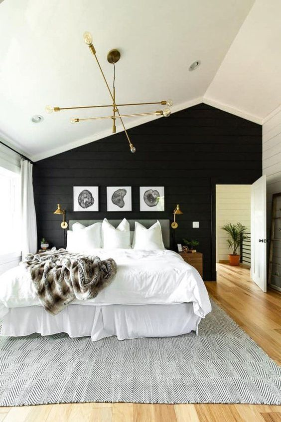 Bedroom Design Ideas: Simple Modern Decor