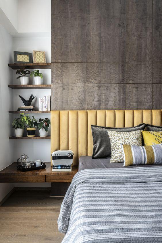 Bedroom Design Ideas: Stylish Rustic Accent