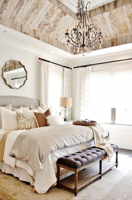 Bedroom Design Ideas: Breathtaking French Country