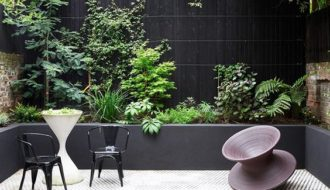 Black Fence Ideas