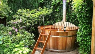 Cedar Hot Tub