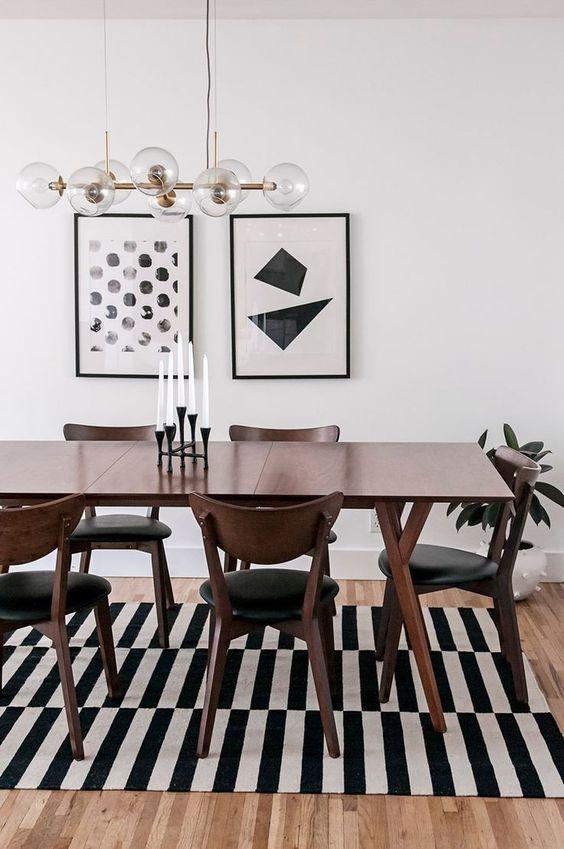 Dining Room Design Ideas: Classic Rustic Retro