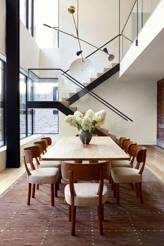 Dining Room Design Ideas: Elegant Neutral Tones
