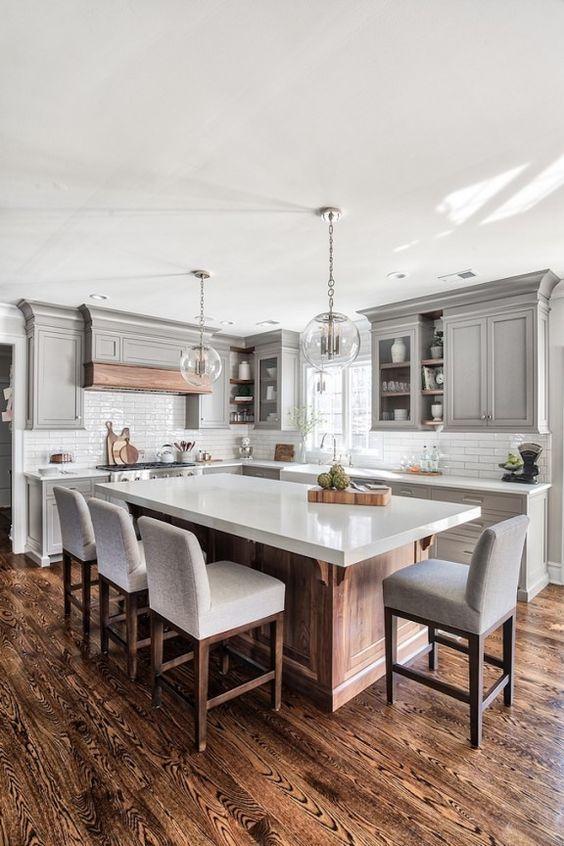 Kitchen Layout Ideas: Classic L-Shaped