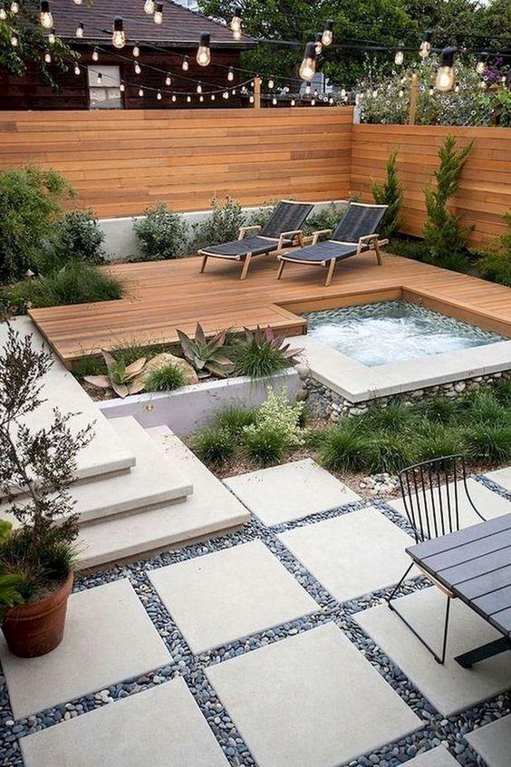 Modern Backyard Ideas: Breathtaking Layout View