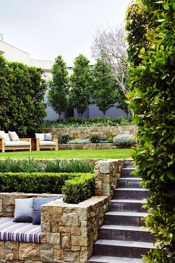 Simple Backyard Ideas: Mesmerizing Fresh Look