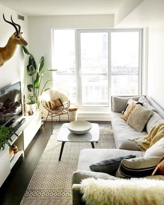 Small Living Room Ideas: Simple Living Room