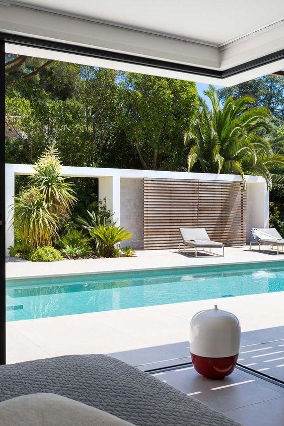 Swimming Pool Inspiration Ideas: Elegant Simple Pool