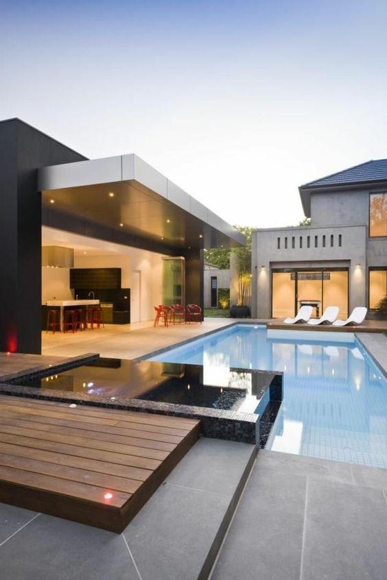 Swimming Pool Inspiration Ideas: Luxury Swimming Pool