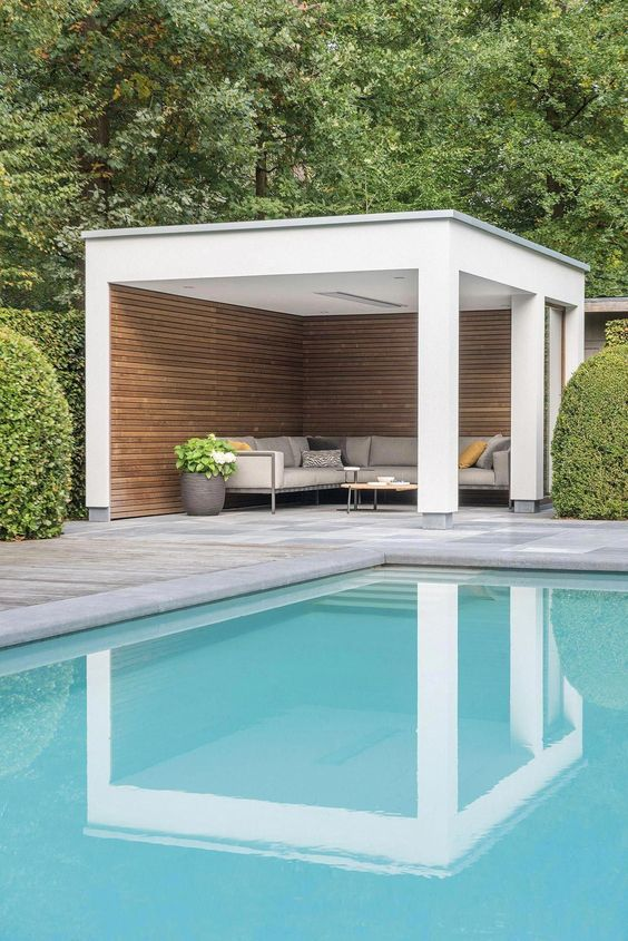 Swimming Pool Inspiration Ideas: Striking Big Design