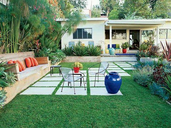 Backyard Inspiration Ideas