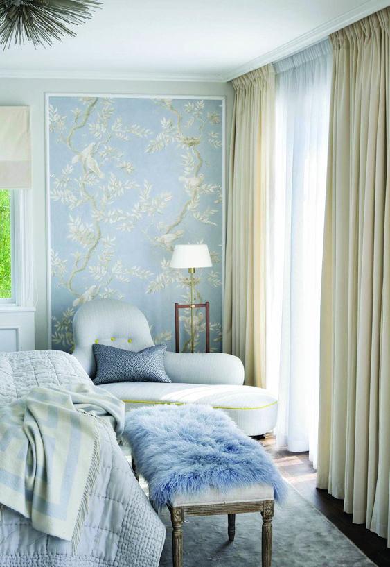 Bedroom Wallpaper Ideas: Adorable Pastel Wallpaper