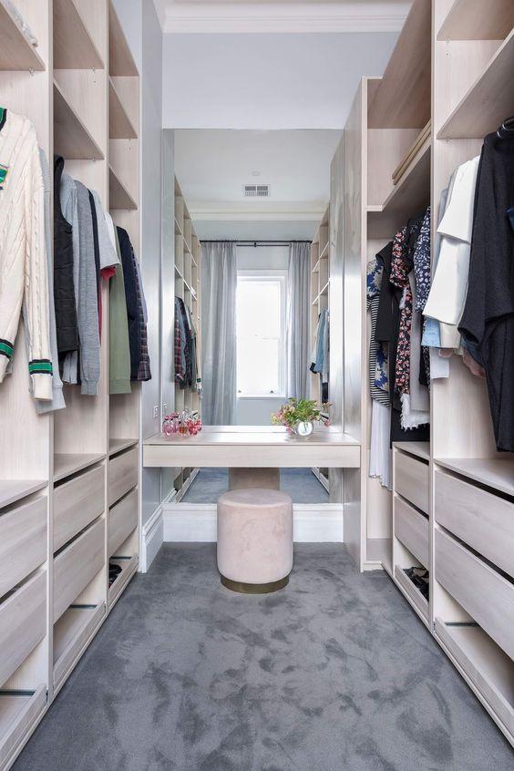 Bedroom Wardrobe Ideas: Elegant Modern Design