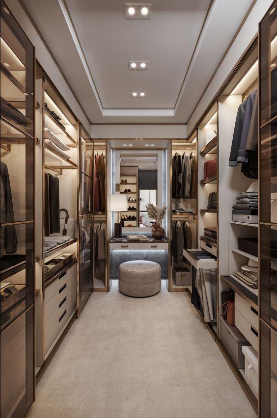 Bedroom Wardrobe Ideas: Breathtaking Modern Design