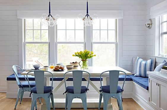 Simple Dining Room Bench Ideas To Create A Cozy Ambiance Decortrendy