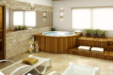 Modern Hot Tub Ideas