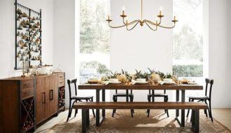 Wood Dining Room Ideas