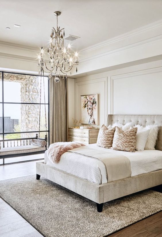 Bedroom Remodel Ideas: Charming and Elegant