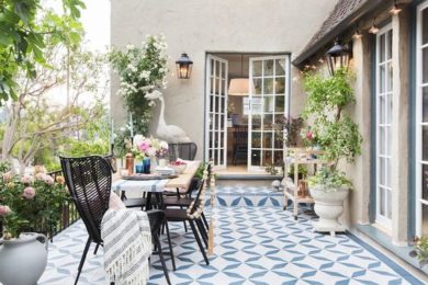Patio Dining Ideas