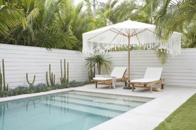 Swimming Pool Decoration Ideas