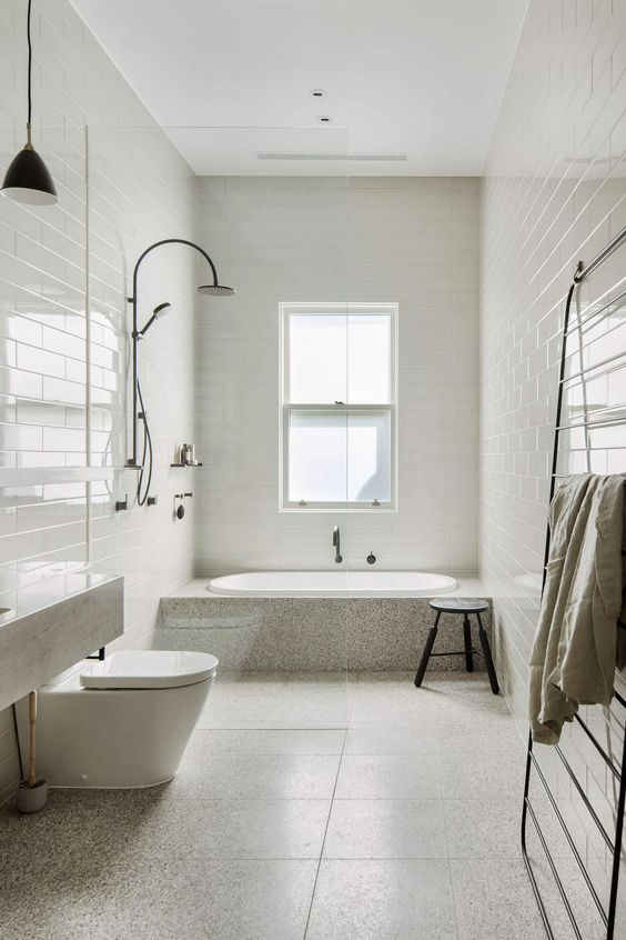 Minimalist Bathroom Ideas 2