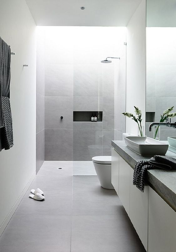 Minimalist Bathroom Ideas 3