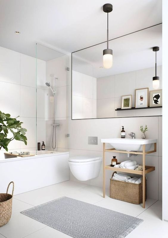 Minimalist Bathroom Ideas 5