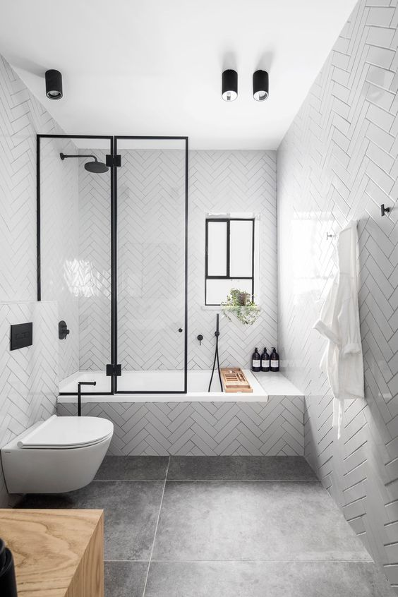 Minimalist Bathroom Ideas 9