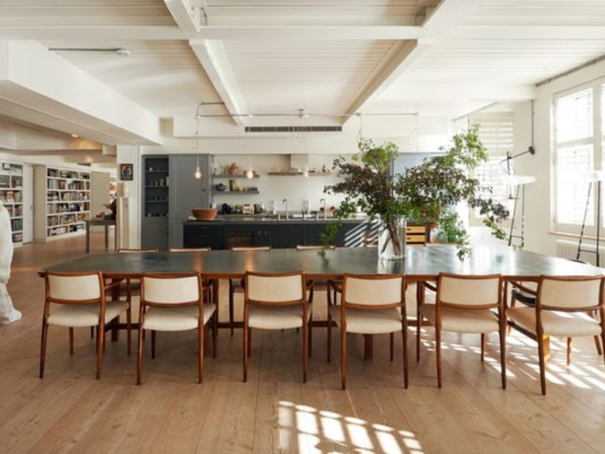 Marvelous Big Dining Room Ideas For Bigger Accommodation Decortrendy