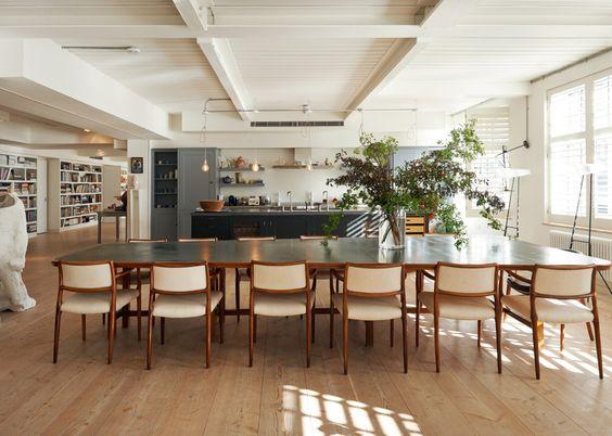 Big Dining Room Ideas