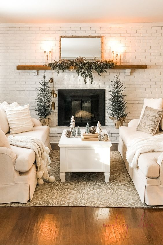 Christmas Living Room Ideas 1