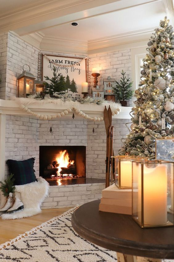 Christmas Living Room Ideas 2