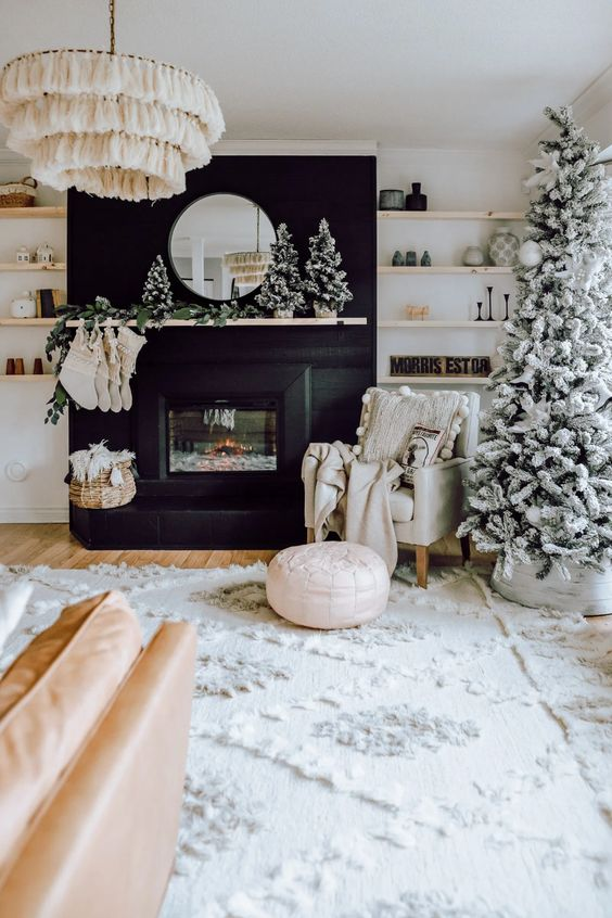 Christmas Living Room Ideas 3