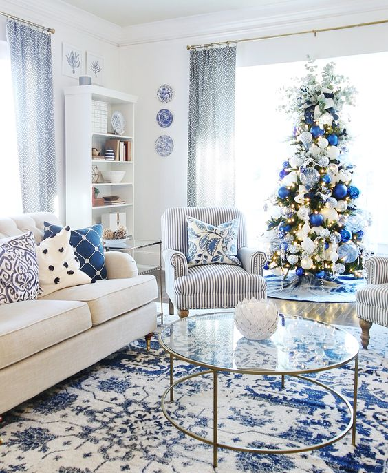 Christmas Living Room Ideas 4