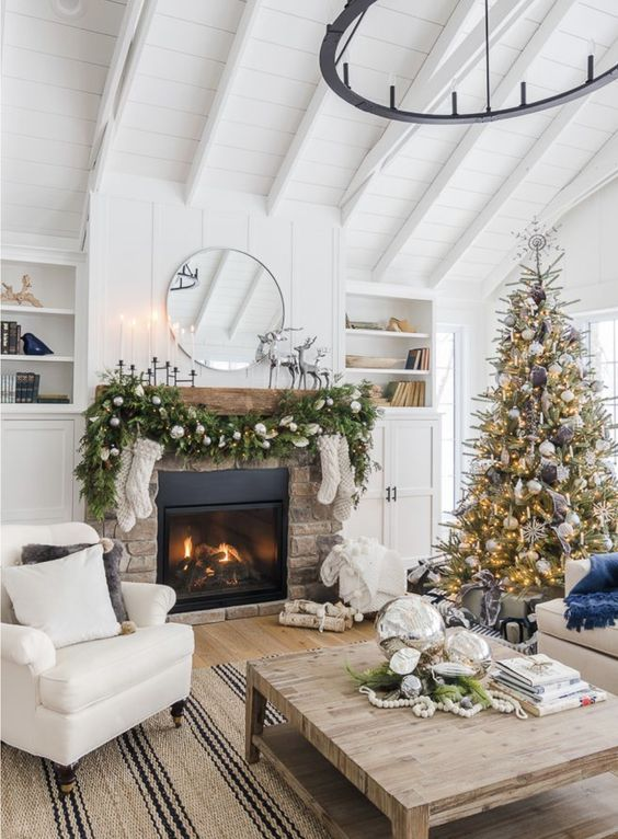 Christmas Living Room Ideas 5