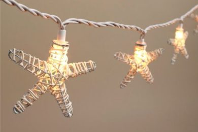 How to Decorate Bedrooms with String Lights 4