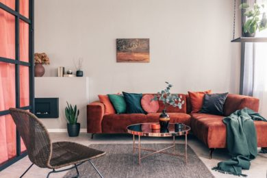 A Guide to Styling Your Interiors Around Red Hues