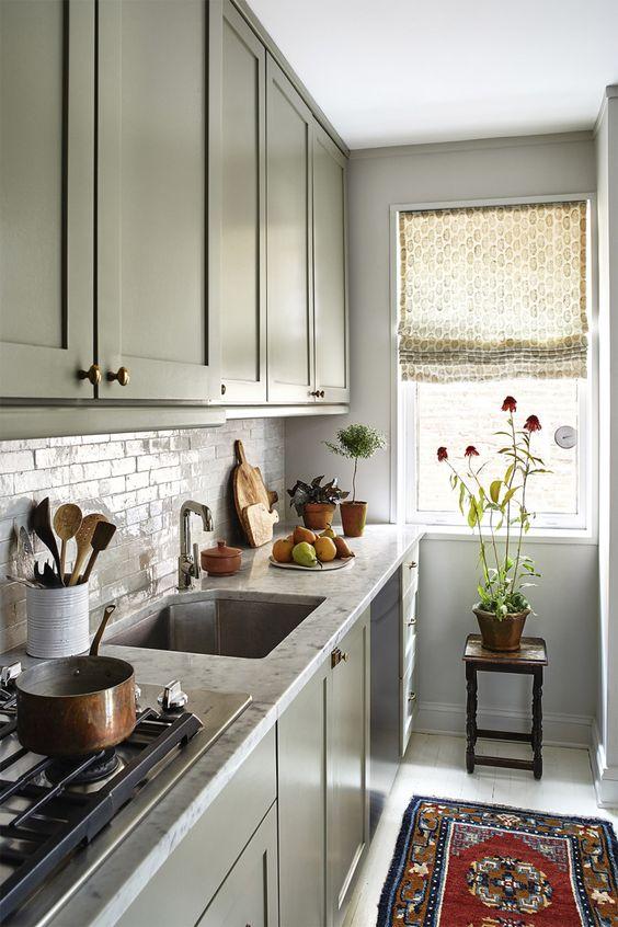 Apartment Kitchen Ideas 1
